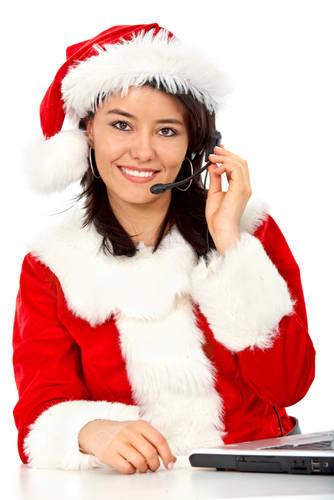 Service-Hotline und Feiertage