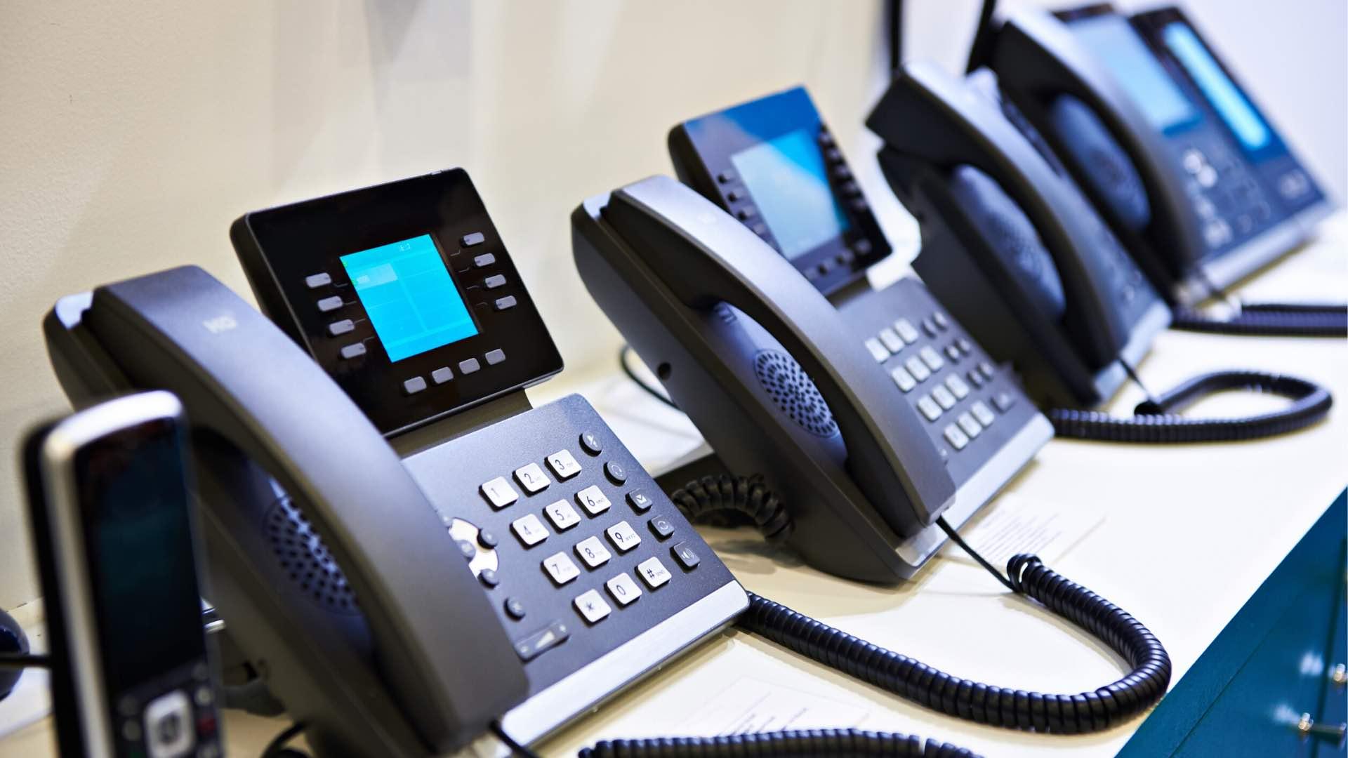 VoIP Endgeräte